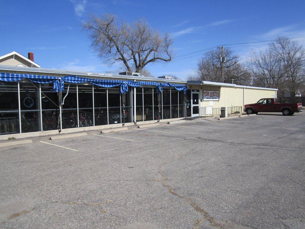 Tom Sawyer Bicycle Shop: 1960 S Broadway Ave, Wichita, KS