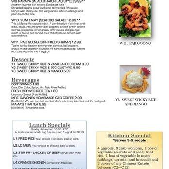 Asian Kitchen Express - 22 Photos - Laotian - 3842 Midland Blvd ...