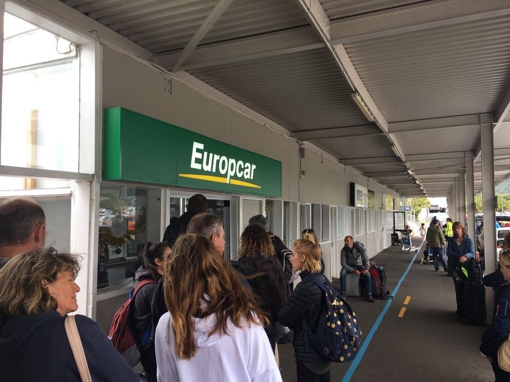 Europcar Car Hire 1 Auckland St Picton Marlborough District