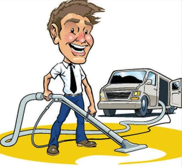 Carpet Cleaner Stock Image - Image: 10062991 |Carpet Clean Cartoon