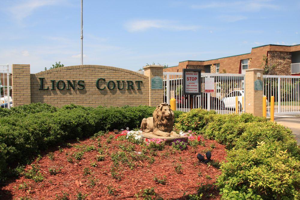 Lions Court Apartments: 1200 Thompson Rd, Wichita Falls, TX