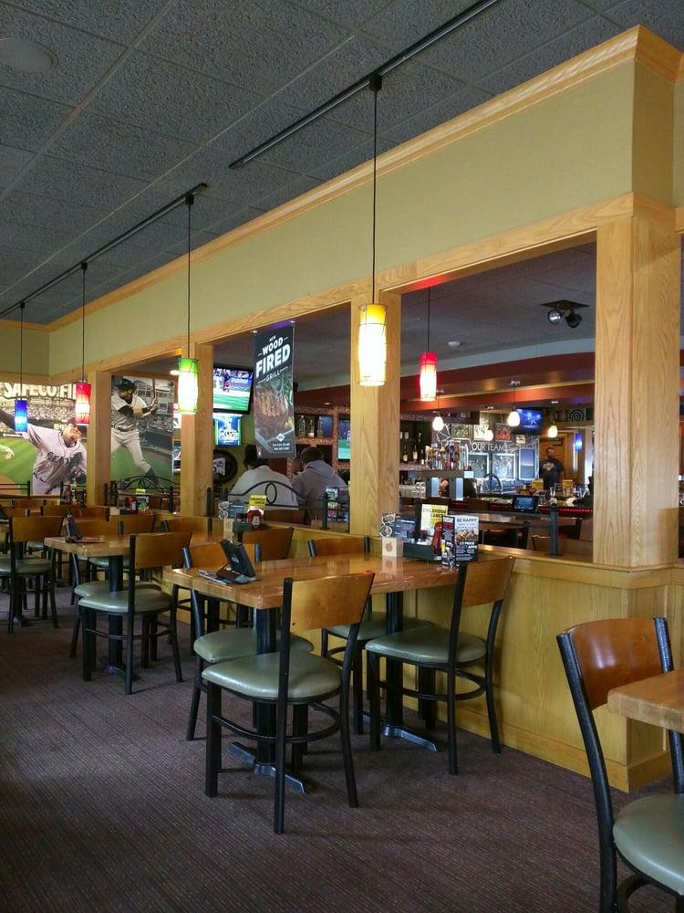 Applebees seattle washington : Niagara falls comedy club