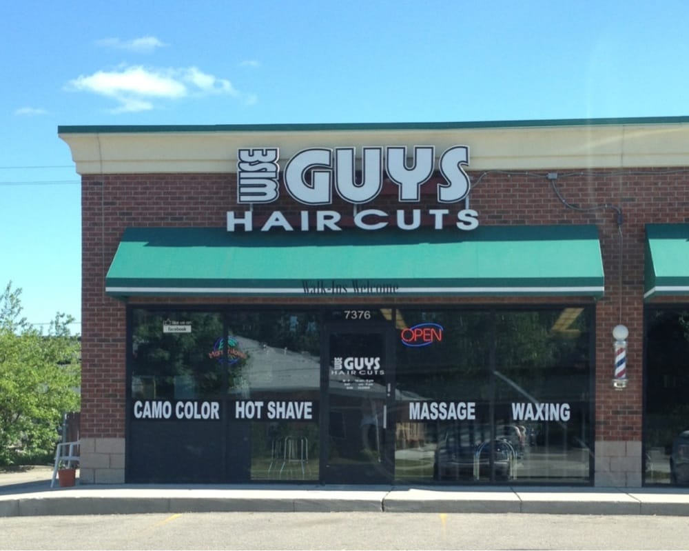 Wise Guys Mens Hair Salons 7376 Triangle Dr Sterling Heights