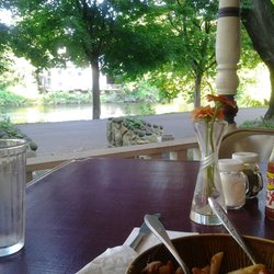 Photo Of Riverside Hotel Friendsville Md United States Pasta By The River