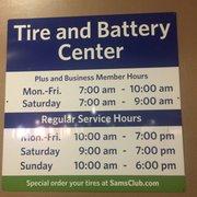 Sam's Club Tire and Battery Center - 21 Photos & 22 Reviews ...