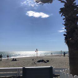 strand tæt på rom