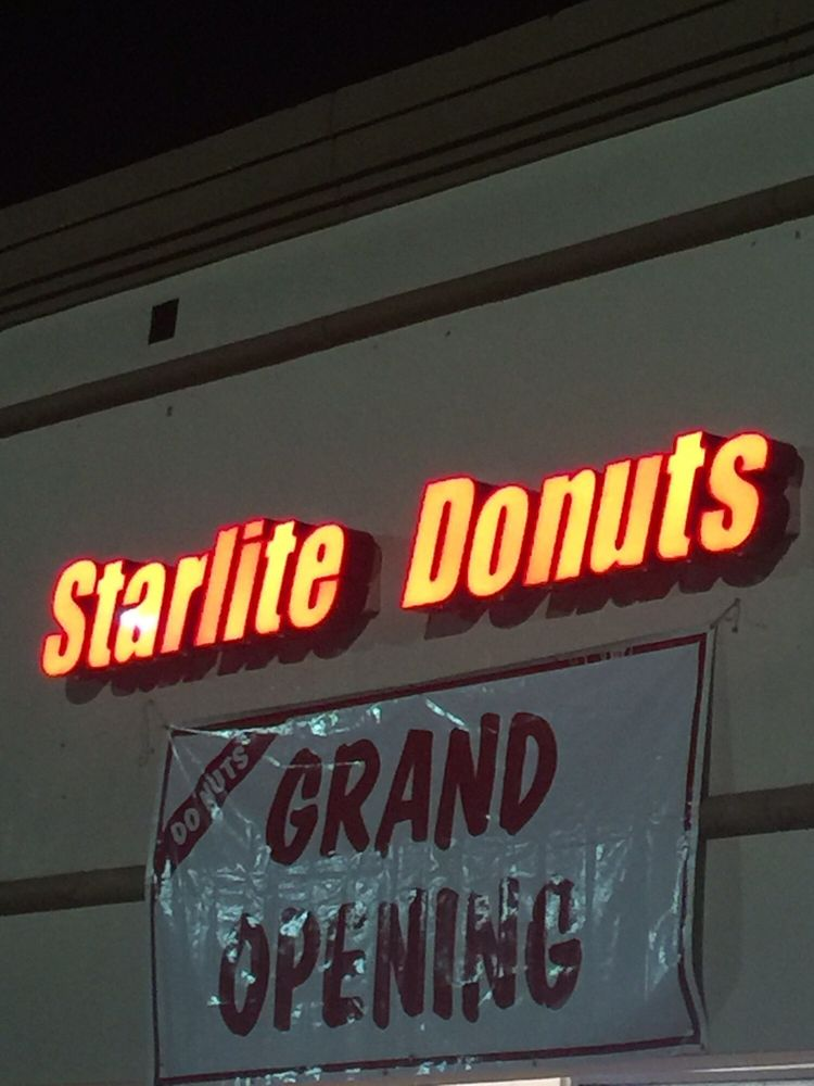 8 Photos For Starlite Donuts