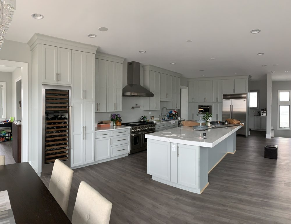 One of our favorite kitchens to date! Decked out in ...