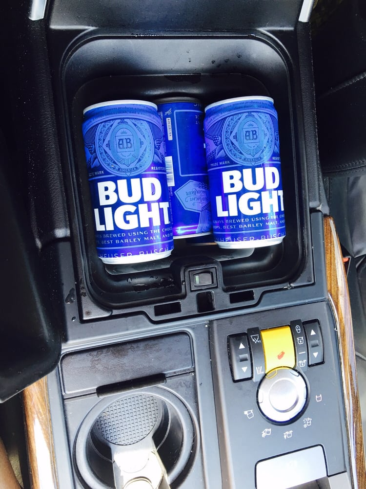 Love the new Bud Light baby beers! They fit perfectly in my Range ...