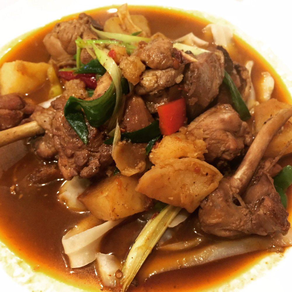 Gan Bian noodles, freaking delicious!! - Yelp
