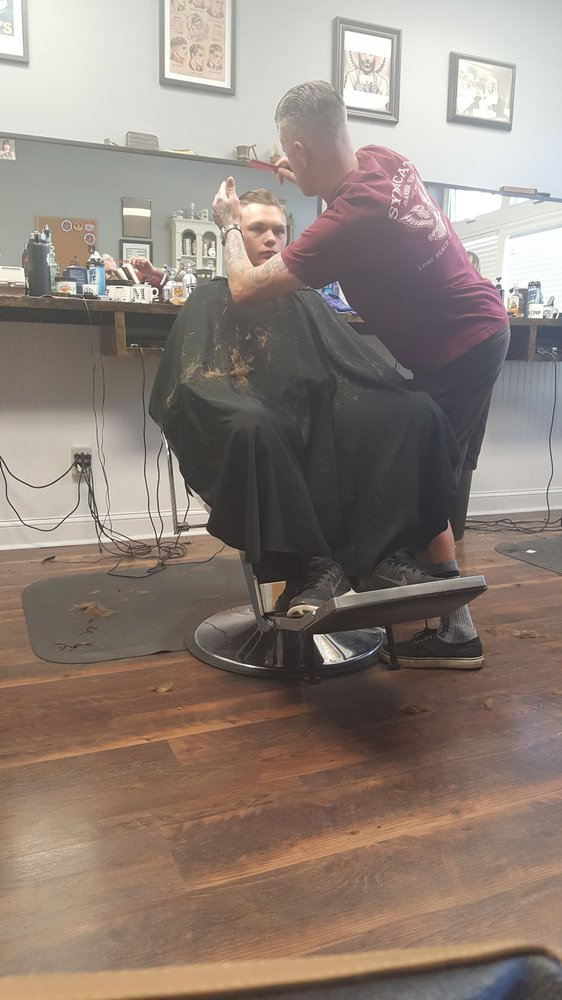 The New Barber Shop Long Beach