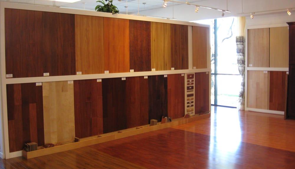 Hardwood And Laminate Flooring