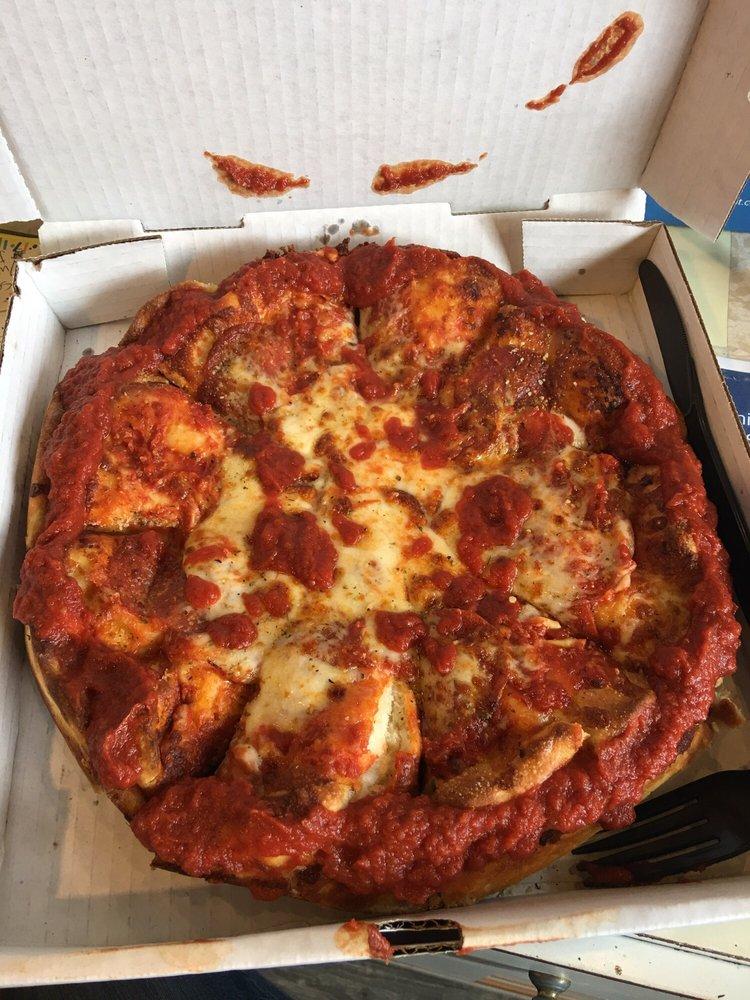 24 Deli & Pizza: 144 W Main St, Hillsboro, OH