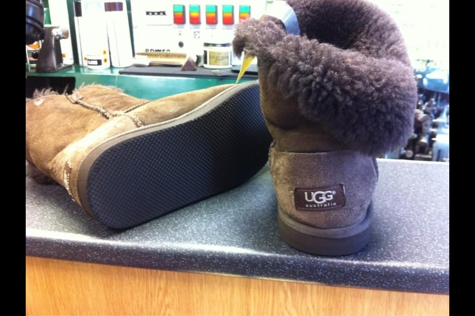 Photo Of Sole Traders London United Kingdom We Can Resole Your Ugg Boots