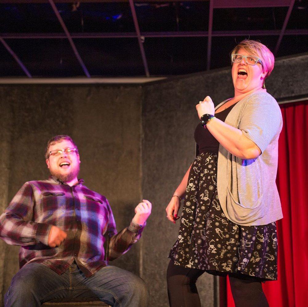 Off the Cuff Comedy Improvisation: 913 S Main St, Cedar City, UT