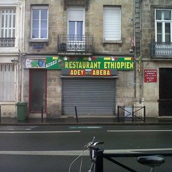 Restaurant Ethiopien Bordeaux Victoire