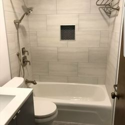 Envy home services 401 photos 28 reviews contractors 575 s arthur ave arlington heights for Bathroom remodeling arlington heights il