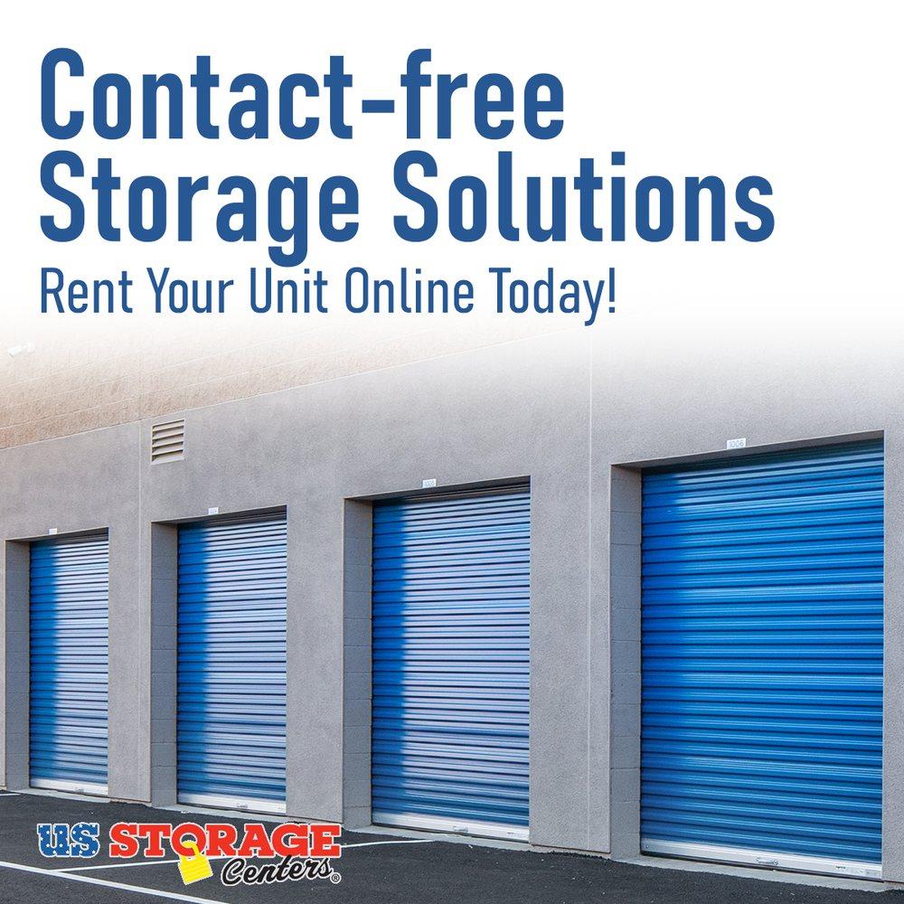 US Storage Centers: 3708 Clifton Pl, Montrose, CA
