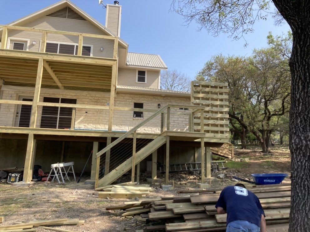 Hopes and Dreams Contracting: Bertram, TX