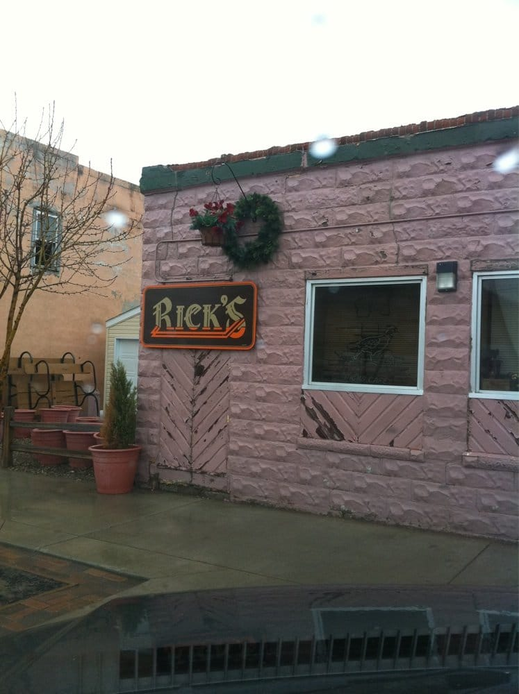 Rick's Cafe: 117 N Main St, Mobridge, SD