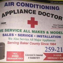 Photo Of Liance Doctor Heating Air Macclenny Fl United States