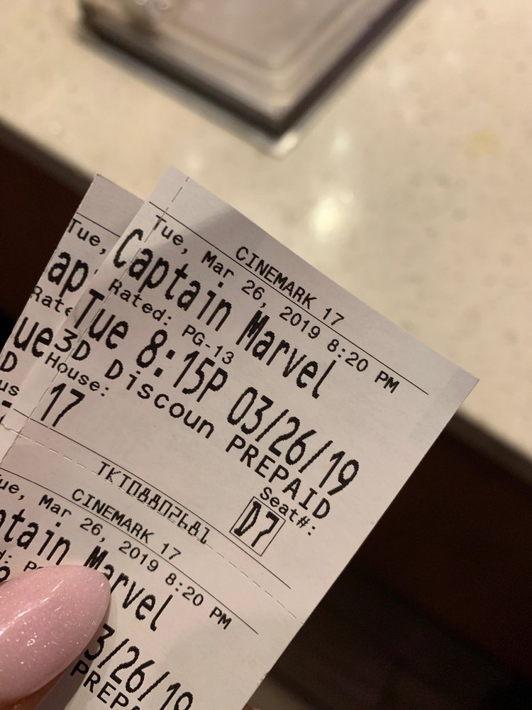 Cinemark 17 and IMAX