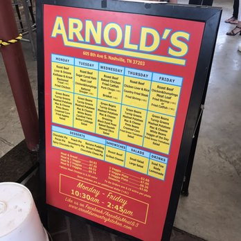 Photo Of Arnold S Country Kitchen Nashville Tn United States