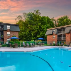 Photo Of Tatnuck Arms Apartments Worcester Ma United States Community Pool