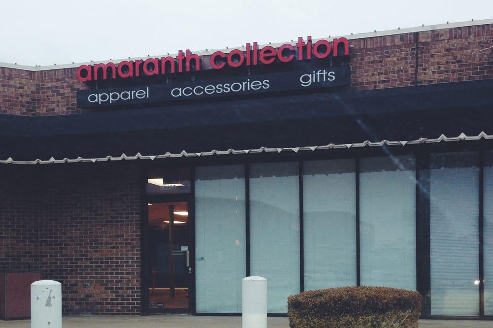 Amaranth Collection: 8007 S Sheridan Rd, Tulsa, OK