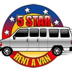5 star rent a van 37 reviews car rental 101 haskins way south san franisco ca phone. Black Bedroom Furniture Sets. Home Design Ideas