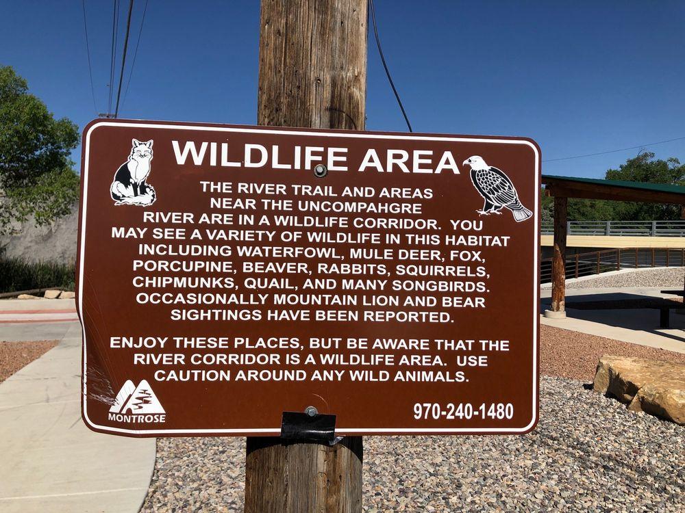 Baldridge Regional Park: 205 Apollo Rd, Montrose, CO