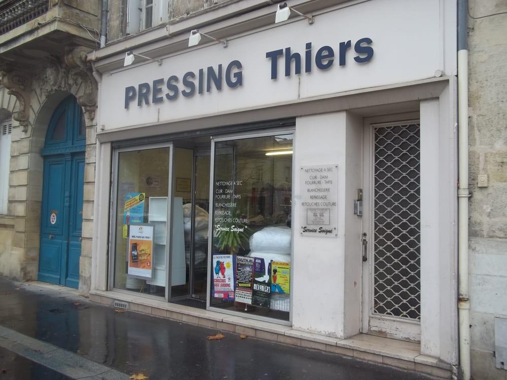 Pressing thiers blanchisserie et pressing 52 avenue - Cabinet radiologie avenue thiers bordeaux ...