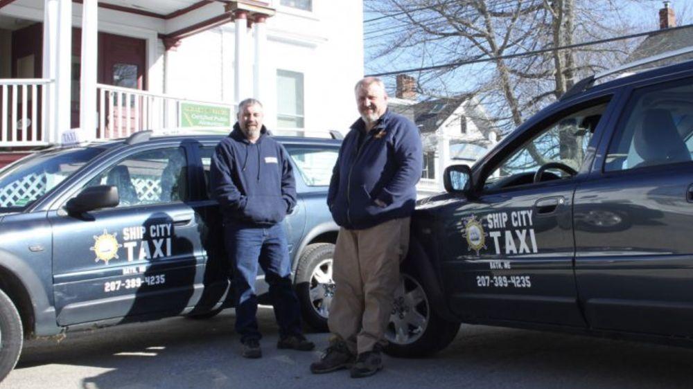 Ship City Taxi: 832 Washington St, Bath, ME
