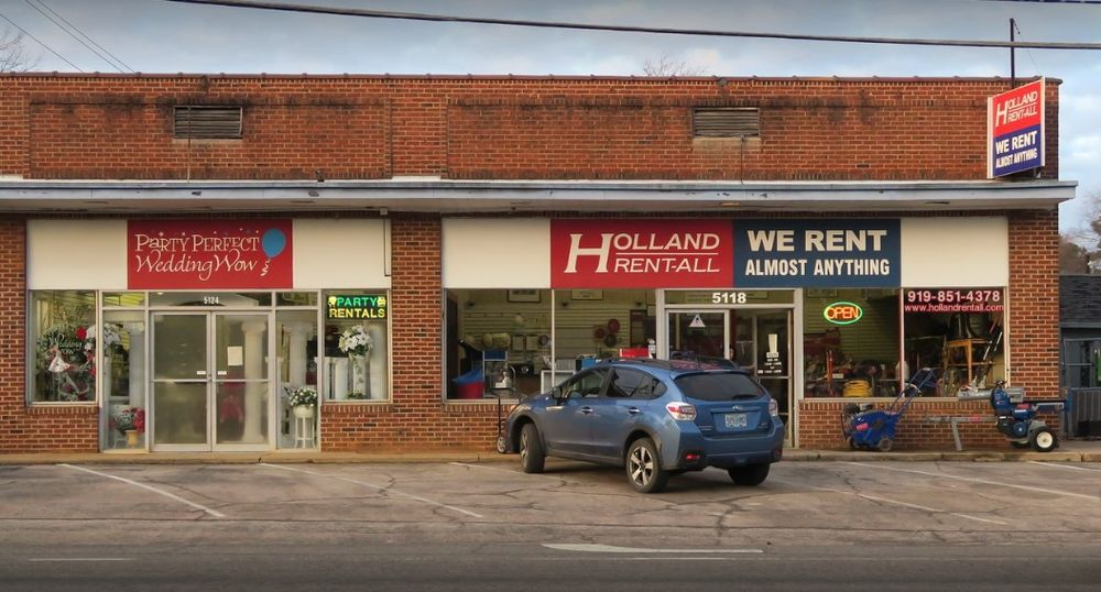 Holland Rent-All