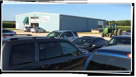 Paswater Automotive Service: 3410 N State Hwy 3, North Vernon, IN