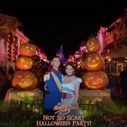 photo of mickeys not so scary halloween party orlando fl united