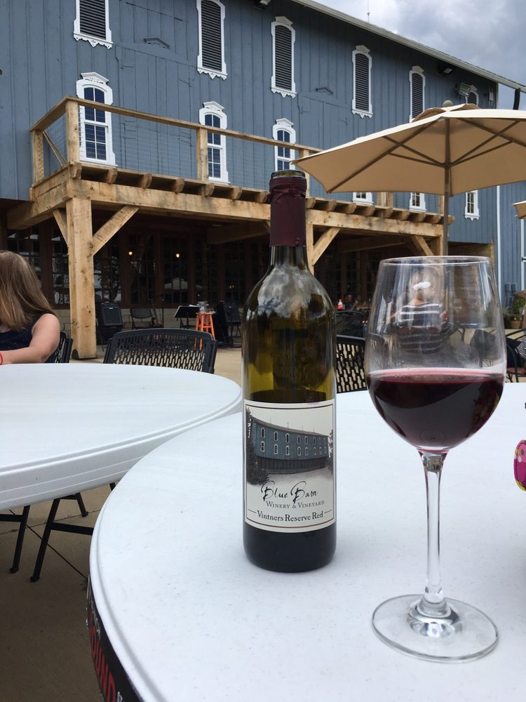 Blue Barn Winery - Wine Bars - 4407 Columbus Rd, Wooster ...