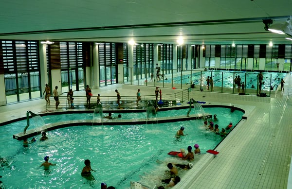 Centre aquatique du pays sedanais piscines lieu dit for Horaire piscine sedan
