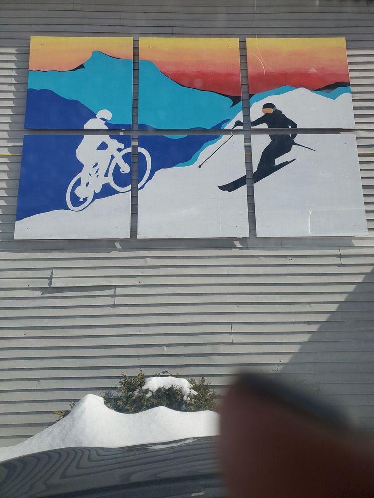 Slopestyle Ski & Bike: 92 River St, Montpelier, VT