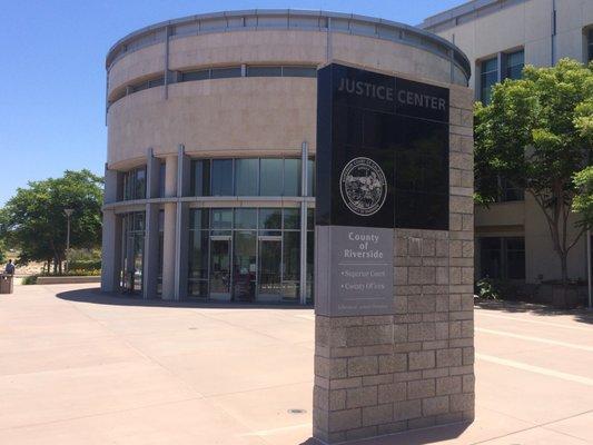 Southwest Justice Center 30755 Auld Rd #D Murrieta, CA City