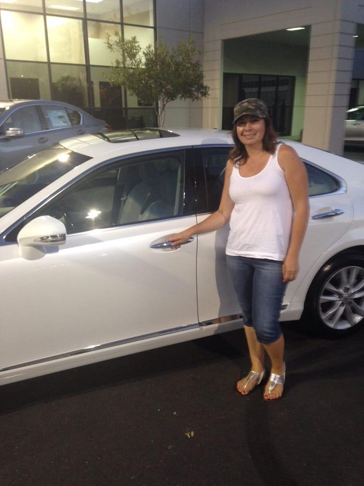 My new Lexus!!! From Niello Acura - Yelp