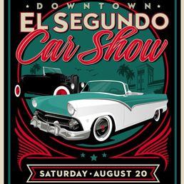 Downtown El Segundo Car Show Festivals Downtown El - El segundo car show