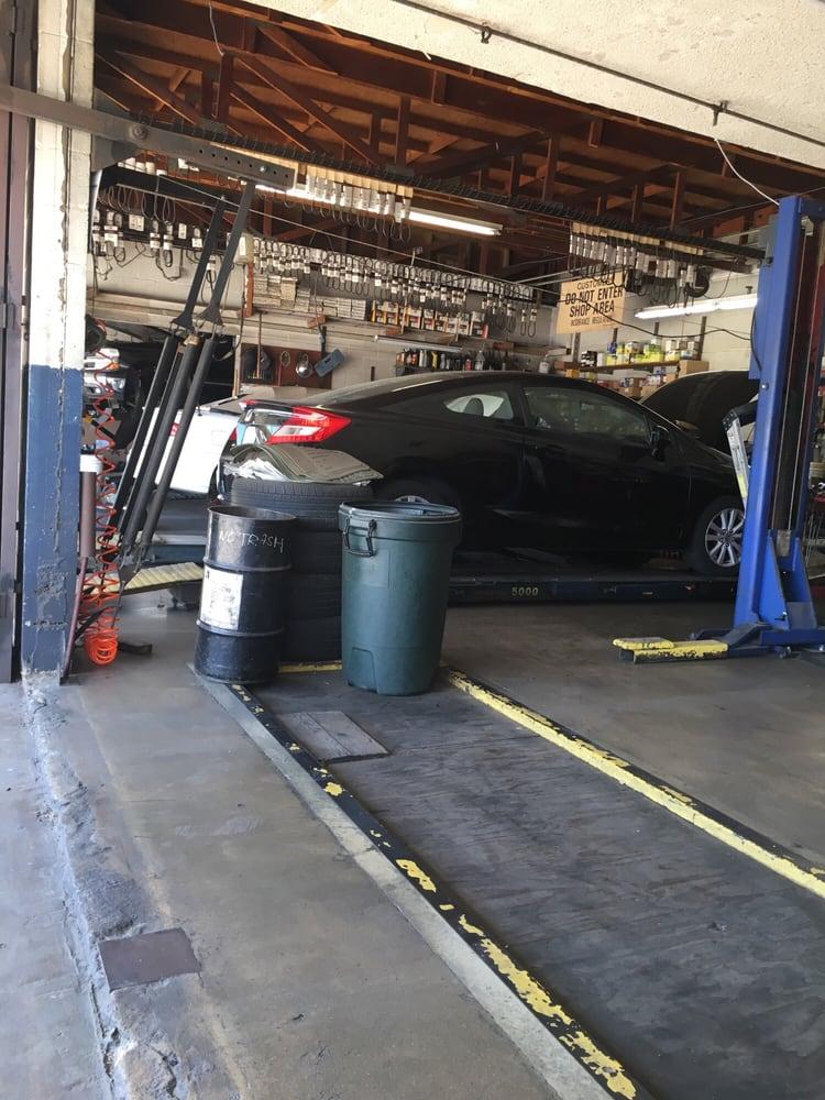 Bring Your Own Parts Auto Repair >> B & H Auto Repair - Auto Repair - 785 W Mission Blvd ...