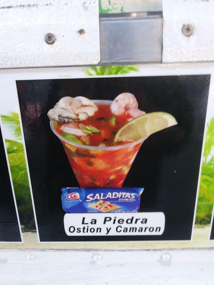 El Ostion Taco Truck