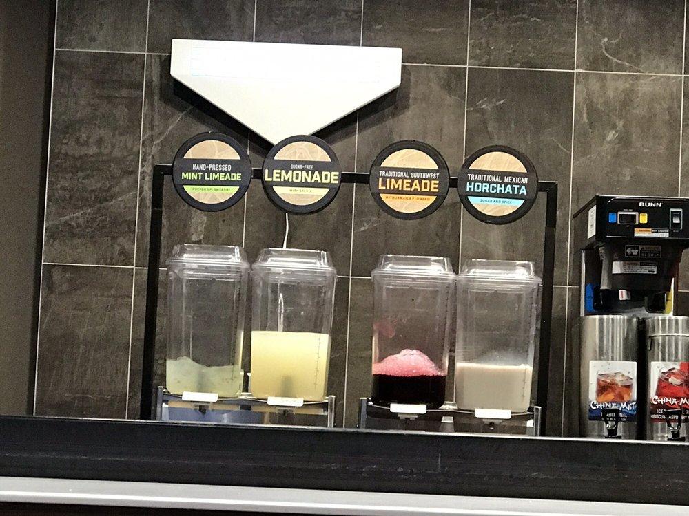 Cafe Rio Newport News Menu