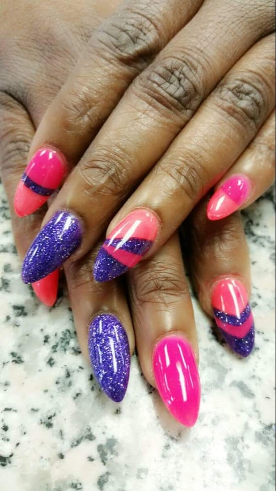 PLACES TO GET NAILS DONE