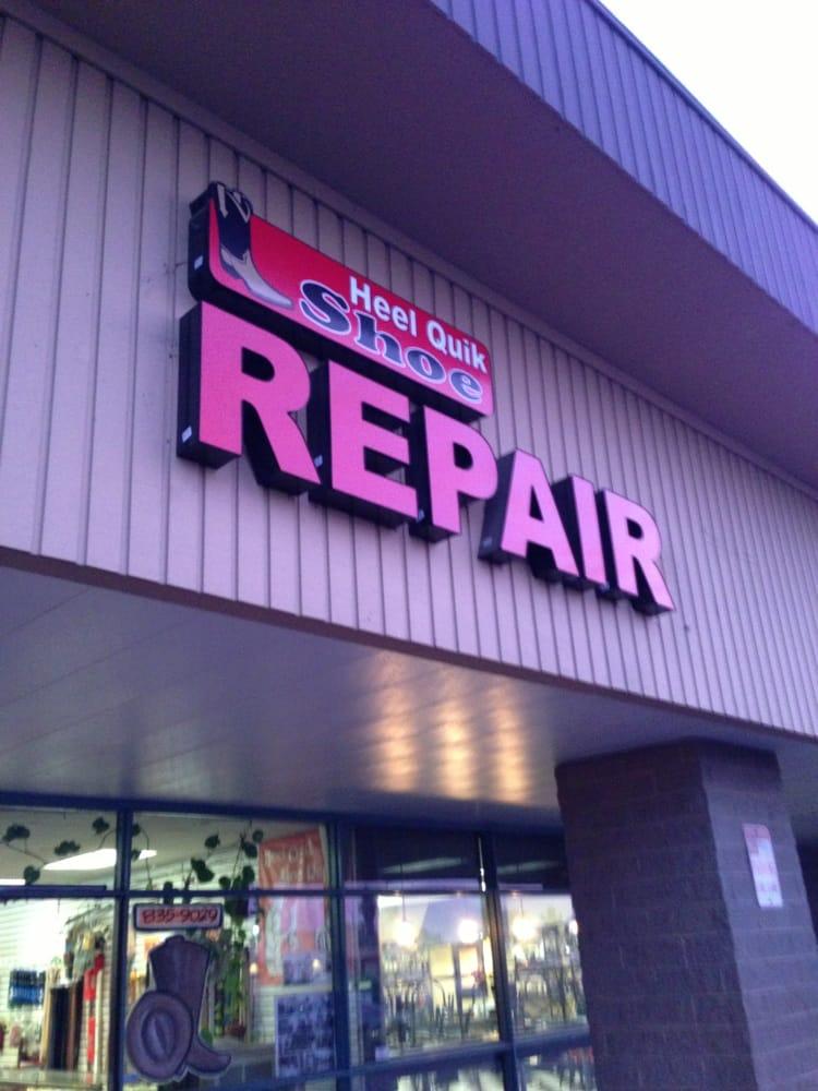 Heel Quik Shoe Repair Bakersfield