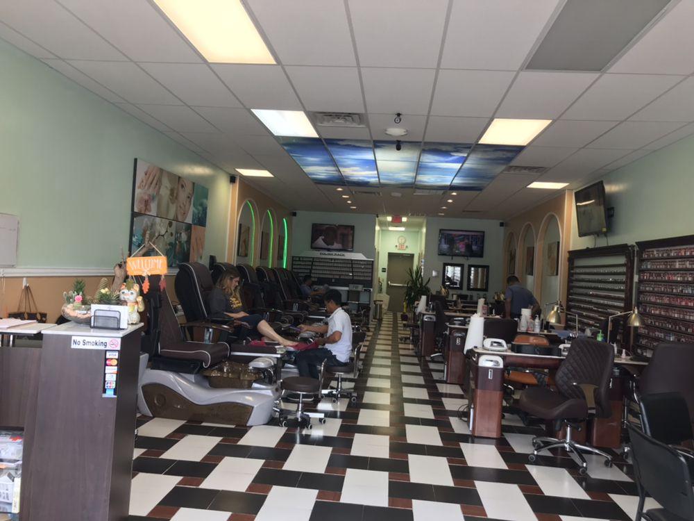 O Nails Spa: 1025 N Loyalsock Ave, Montoursville, PA