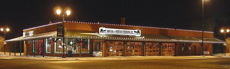 Amish Oak and Americana Furnishings: 403 Main Ave S, Park Rapids, MN