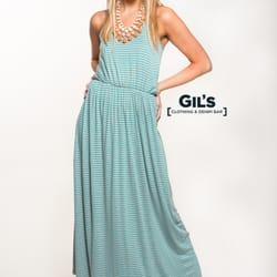 Gils clothing store okc